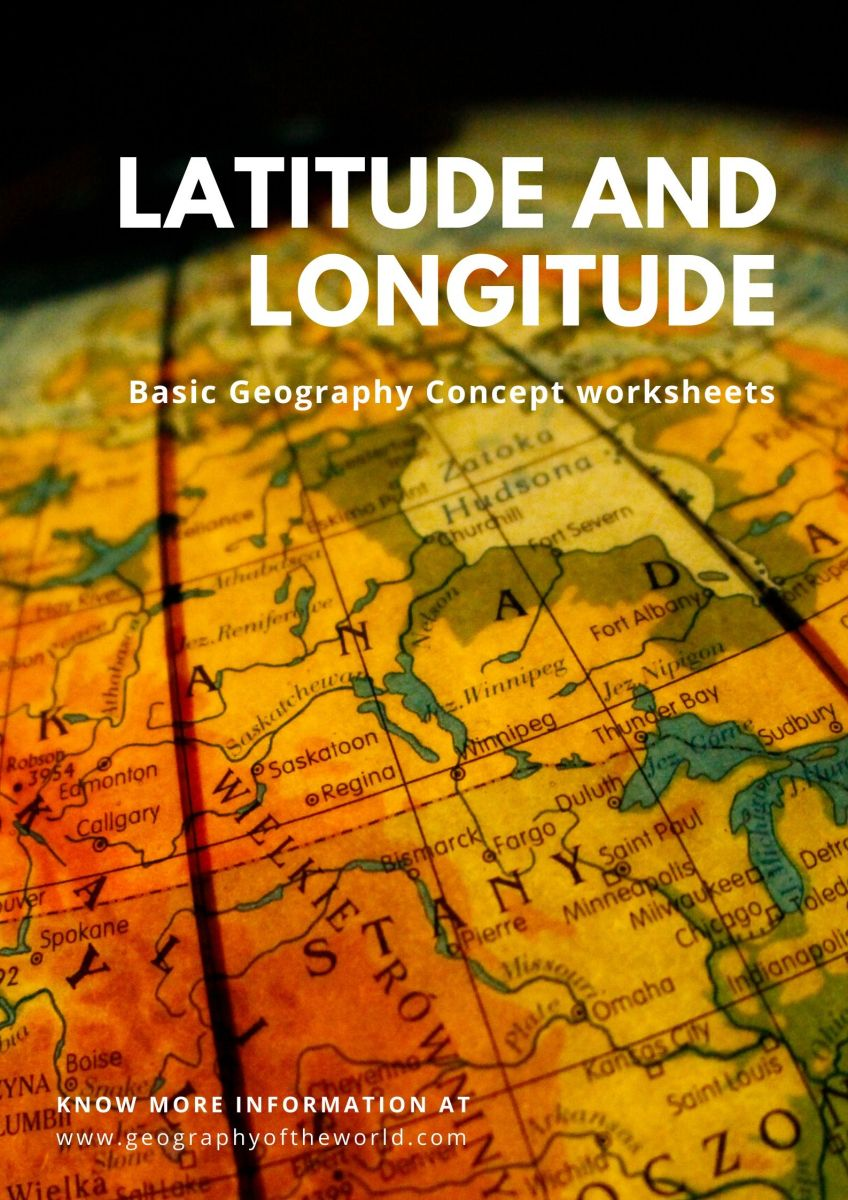 free world latitude and longitude worksheet answer key pdf