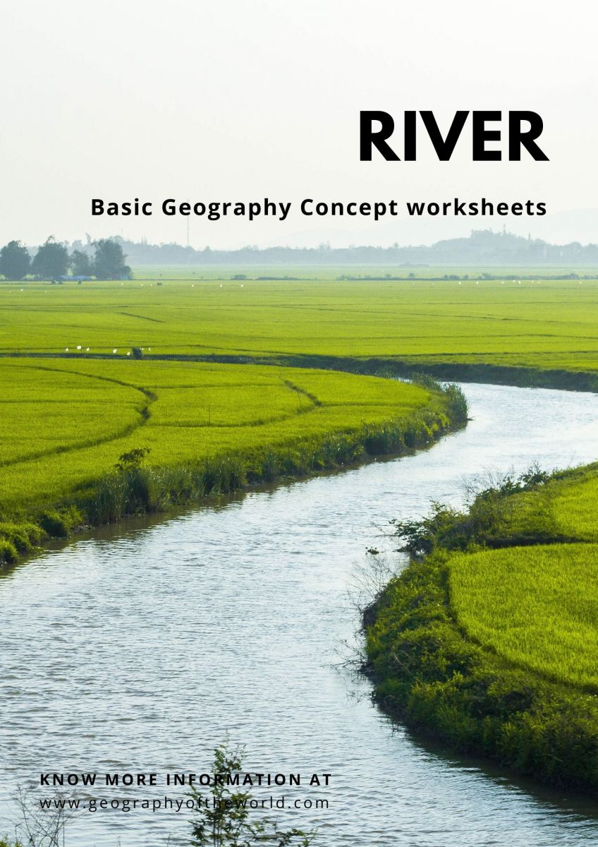 free Rivers of the world worksheet answer PDF