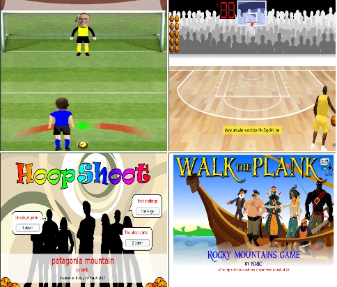world mountains games for kids, interactive games for kids